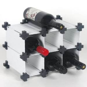 VinKube Stackable Winerack