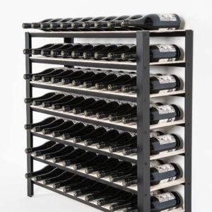 Classic wine rack – 70 bottles