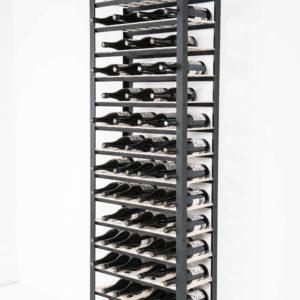Classic wine rack – 150 bottles