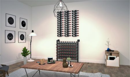 Wine Wall Type 1
