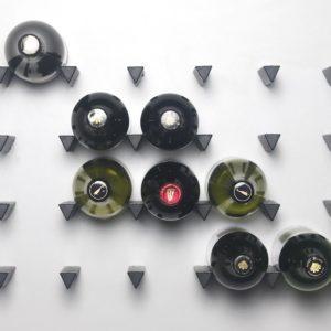 V Pins – for cabinet storage (Black pins)